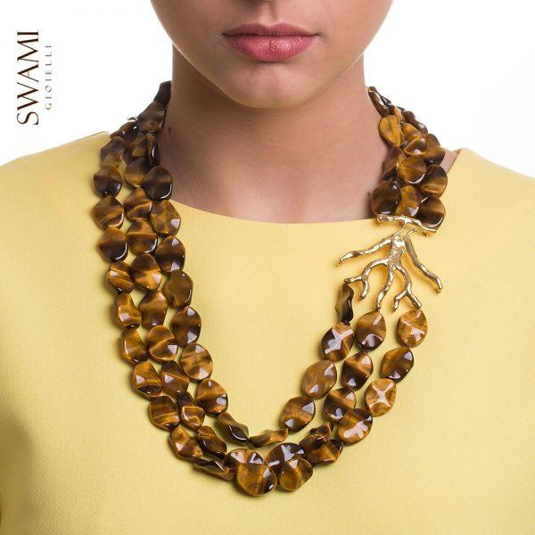 collana artigianale swami gioielli